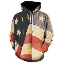 Austria State Flag Mens Front Pouch Pocket Pullover Hoodie Sweatshirt Long Sleeves Pullover Tops