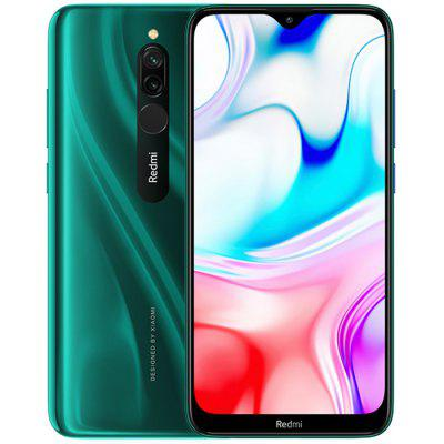 Xiaomi Redmi 8 4G Smartphone 6.22 inch MIUI 10 Snapdragon 439 Octa Core 4GB RAM 64GB ROM 2 Rear Camera 5000mAh Battery