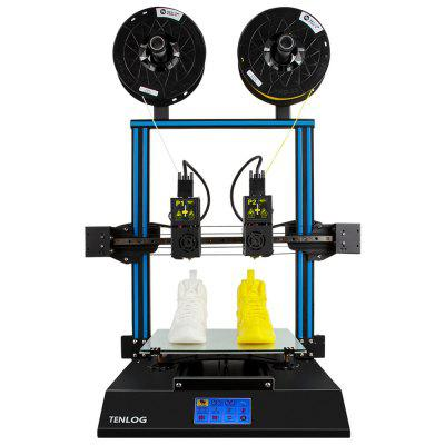 TENLOG TL-D3 Pro 3D Independent Double Nozzle Printer