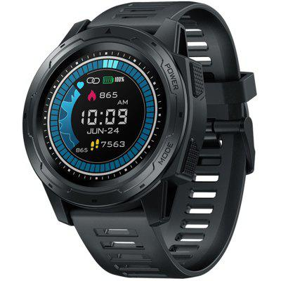 Zeblaze VIBE 5 Pro 1.3 inch Full-a rundă Touch Screen Heart Rate Monitor Sport Tracker Date Luminozitate Ajustare ceas inteligent