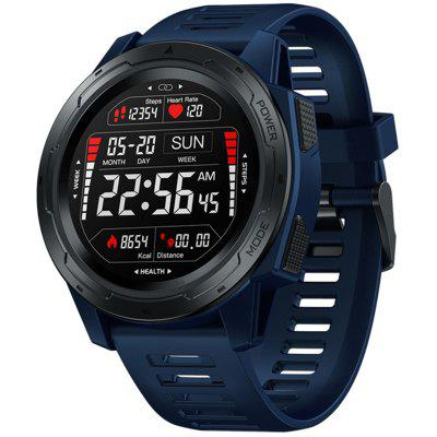 Zeblaze VIBE 5 Pro 1.3 inch Full-round Touch Screen Heart Rate Monitor Sport Data Tracker Brightness Adjust Smart Watch Image