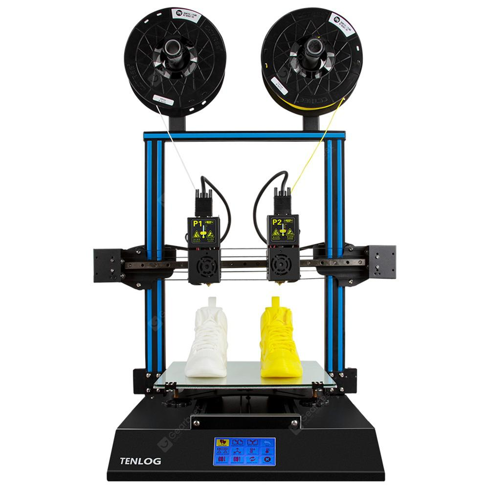TENLOG TL-D3 Pro Independent Double Nozzle 3D Printer