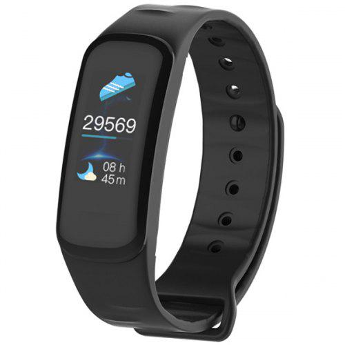 Gocomma B1 0.96 inch Color Display Smart Bracelet Weather Report Heart Rate Monitor 10 Days Standby Sports Smartwatch