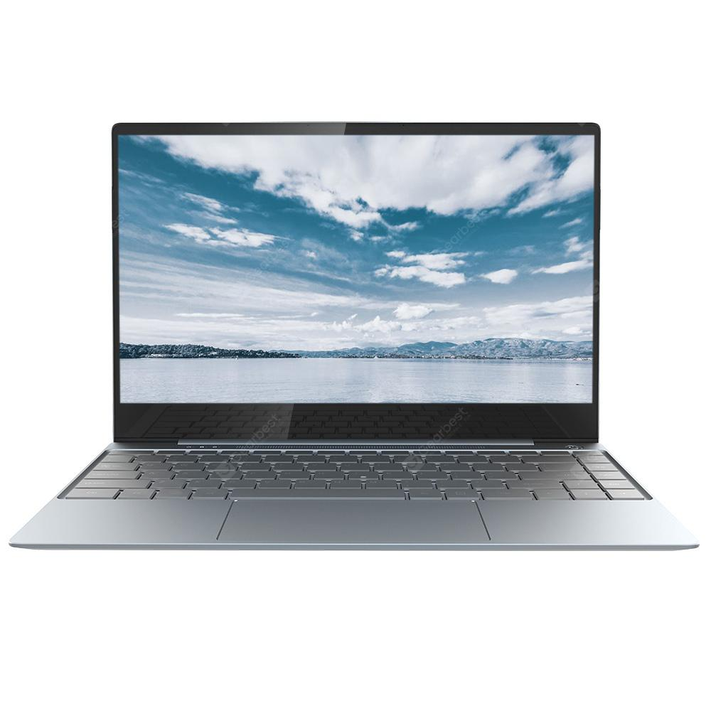 Jumper EZbook X3 Pro Notebook 13.3 inch Windows 10 OS Ultrabook Intel Gemini Lake N4100 CPU 8GB DDR4 RAM 180GB SSD Laptop 5000mAh Battery - Platinum