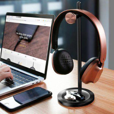 Baseus Encok DB01 Adjustable Aluminum Alloy Headphone Holder Fashion Design Metal Texture Headset Desktop Stand Hanger