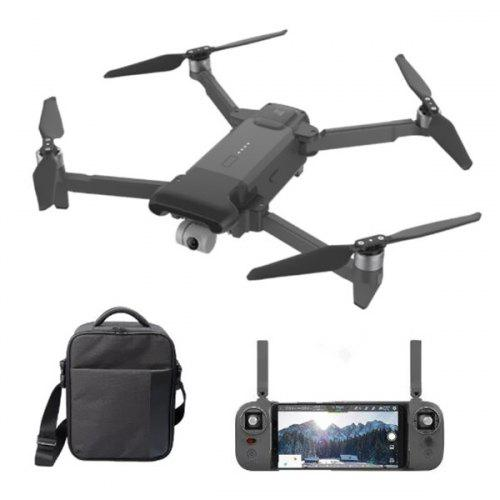 Gearbest FIMI X8 SE FPV 4K Camera RC Drone 3-Axis Gimbal WiFi Quadcopter ( Xiaomi Ecosystem Product ) - Black Ultra-clear 4K Camera, 3-Axis Gimbal for Smooth Videos, Flight Time up to 33 mins