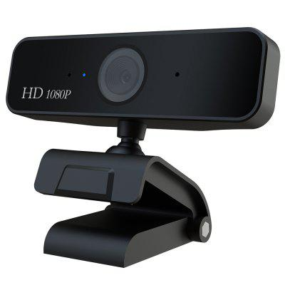 HXSJ S1 1080P HD Webcam 2MP USB Webcam Automático De Notebook Desktop