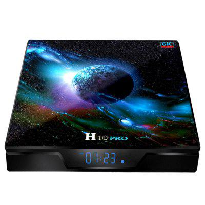 H10 Pro Smart Android 9.0 6K TV Box at $29.99 Beats Any Other Budget 4K TV Box Hands Down!