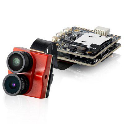 Caddx.us 1200TVL Dual Lens 4K HD Camera WiFi DVR Dual Audio OSD for FPV Racing Drone