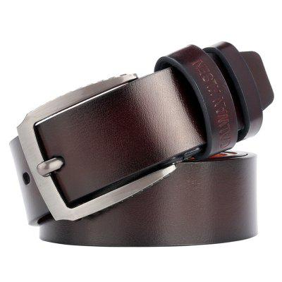Vintage Pin Buckle Belt Casual Men's Belt LS1529 Antique