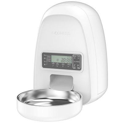 DOGNESS F06 Automatic Pet Feeder Food Dispenser 2L