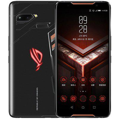 Восстановленное ASUS ROG ZS600KL Gaming Phone 4G смартфон 8GB RAM 128GB ROM Global Version