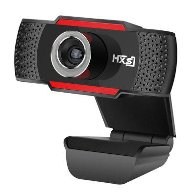 HXSJ S80 2 MP HD Webcam USB Manuale di Laptop Fotocamera Incorporata Webcam PC