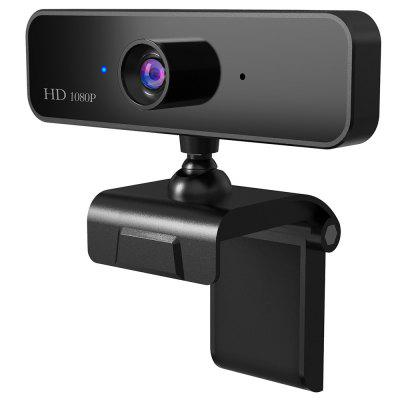HXSJ S2 USB Webcam 1080P HD Webcam 2 MP Fotocamera Manuale di Laptop per PC Desktop