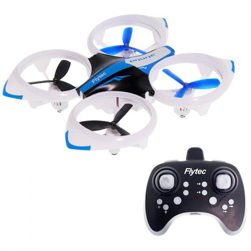 Flytec T19 Cool LED Remote Control Bubble Drone