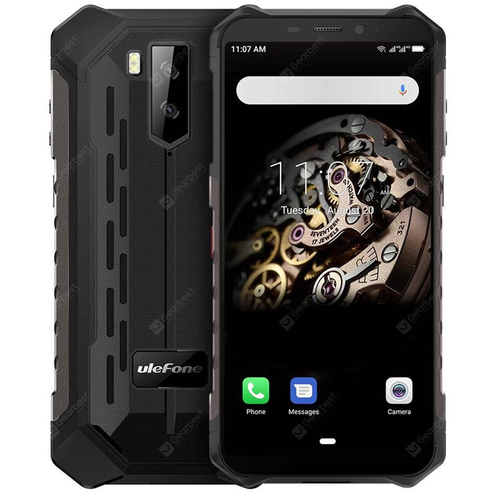Ulefone Armor X5 4G Phablet 5.5 inch And