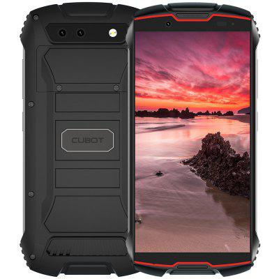 Cubot KingKong MINI 4G Smartphone 4,0 palcový Android 9.0 MT6761 Quad Core 3GB RAM 32 gigabajtů ROM 13.0MP Zadní kamera 2000mAh baterie Global Version