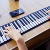 Vvave Hand Roll Electronic Piano from Xiaomi youpin - BLACK