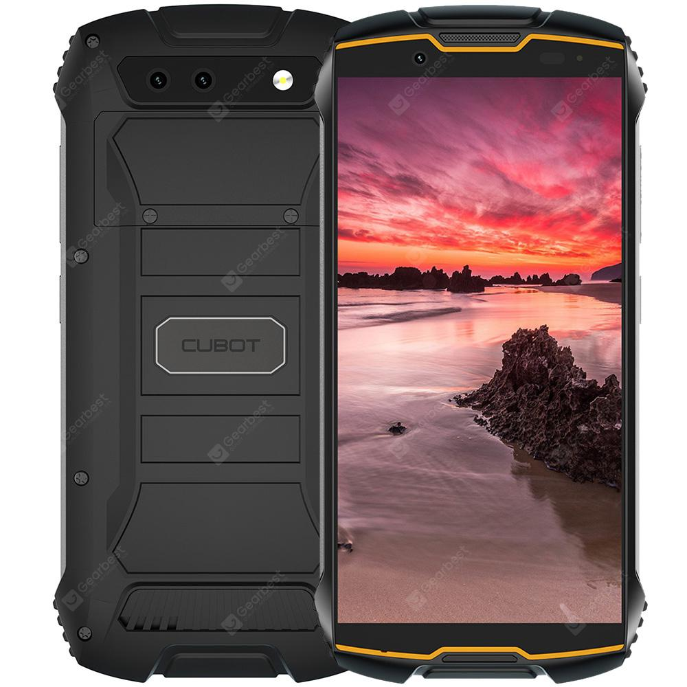 Kubot KINGKONG MINI 4G Smartphone 4.0 inç Android 9.0 MT6761 Quad Core 3GB RAM 32GB ROM 2 Kamera e pasme 2000mAh Bateria Global Version