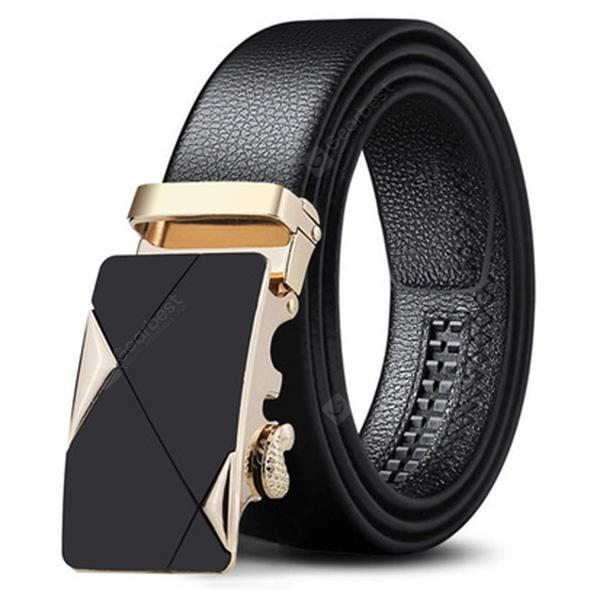 Genuine Real Leather Men/'s Belt Waistband High Quality plus size 62 64 Jeans