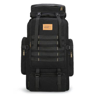 Men 40L Large Capacity Outdoor Travel Backpack Multi Bags Practical Design