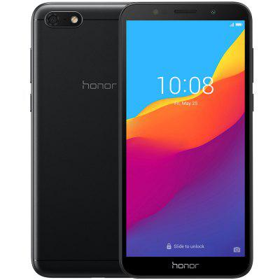 HUAWEI Honor 7S 4G Smartphone 5,45 palca Android Google 8.1 MT6739 Quad Core 2 GB RAM 16 GB ROM 13.0MP Zadná kamera 3020mAh Global Version Support