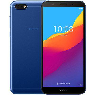 HUAWEI Honor 7S 4G Smartphone 5.45 inch Android 8.1 MT6739 Quad Core 2GB RAM 16GB ROM 13.0MP Rear Camera 3020mAh Global Version Support Google