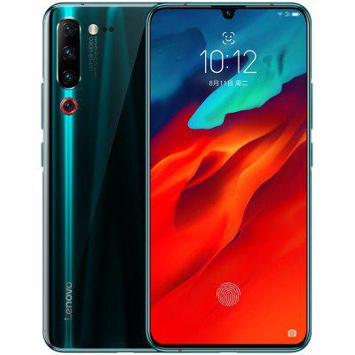 Lenovo Z6 Pro 4G Smartphone International Version 6.39 inch Android 9.0 Snapdragon 855 Octa Core 6GB RAM 128GB ROM 4 Rear Camera 4000mAh Battery