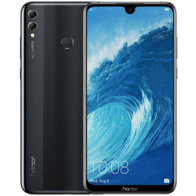 HUAWEI Honor 8X Max 4G Smartphone 7.12 inch EMUI 8.2.0 Android 8.1.0 Snapdragon 660 Octa Core 4GB RAM 128GB ROM 2 Rear Camera 5000mAh Global Version Support Google