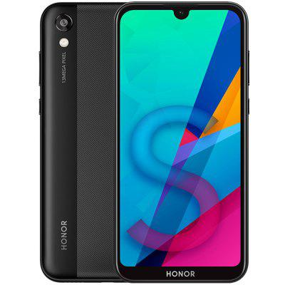 HUAWEI Honor 8S 4G Фаблет 5,71 дюйма EMUI 9,0 Android 9,0 MT6761 Quad Core 2GB RAM 32GB ROM 13.0MP Камера заднего вида 3020mAh Global Version