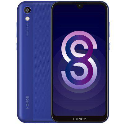 HUAWEI Honor 8S 4G Smartphone 5.71 inch EMUI 9.0 Android 9.0 MT6761 Quad Core 2GB RAM 32GB ROM 13.0MP Rear Camera 3020mAh Global Version Support Google Image