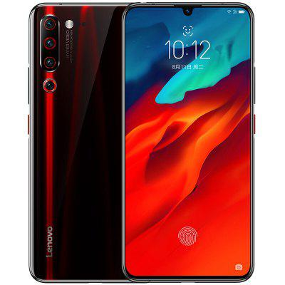 Lenovo Z6 Pro 4G Smartphone International Version 6.39 cala Android 9.0 Snapdragon 855 Octa Rdzeń 8GB RAM 128GB ROM 4 Rear Camera Bateria 4000mAh