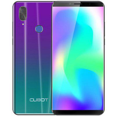 Cubot X19 S 4G Smartphone 5.93 inch Android 9.0 MT6763 Octa Core 4GB RAM 32GB ROM 2 Rear Camera 4000mAh Battery Global Version