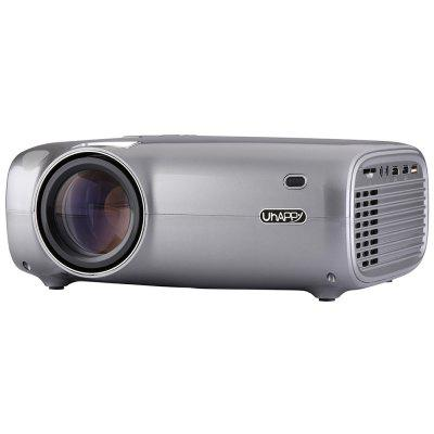 Uhappy U43 1080P HD Mini Home Theater Projector