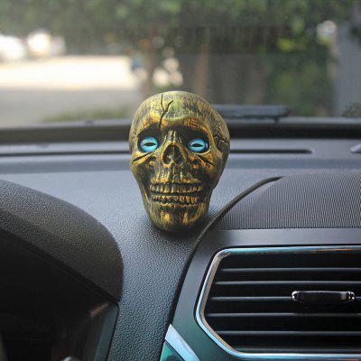 Car Special Halloween Decoration Skull Personalized Ornament