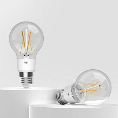 Yeelight YLDP12YL 6W 700lm E27 Smart LED Filament Light Bulb Voice APP Control for Home Use ( Xiaomi Ecosystem Product )