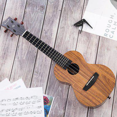 ENYAMUSIC U1K LED APP Smart Ukulele Bluetooth 4.0 23 Zoll