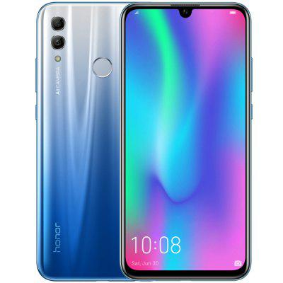 HUAWEI Honor 10 Lite 4G Smartphone 6.21 inch Android P EMUI 9.0 Kirin 710 Octa Core 3GB RAM 32GB ROM 2 Rear Camera 3400mAh Global Version Support Google Image