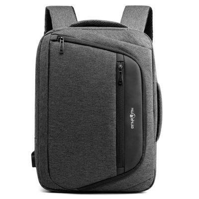 Men's Street Fashion Student Rugzak Easy-match Computer Bag