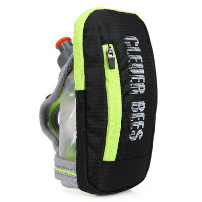 Men's Outdoor Hand Grip Pots Bag Adjustable Straps Package Portable Safety Breathable Design