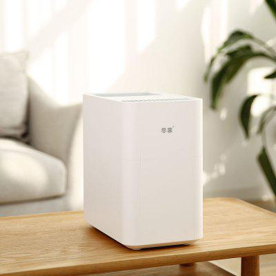 Low Temperature Evaporation Humidifier Smart Version Second Generation with 4.5L Water Tank from Xiaomi youpin