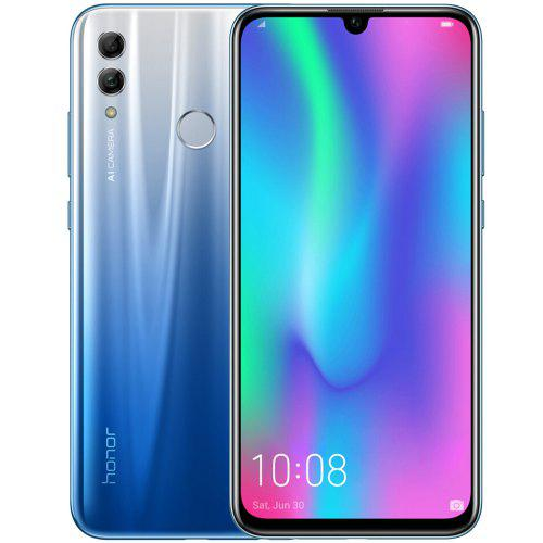 HUAWEI Honor 10 Lite 4G Smartphone 6.21 inch Android P EMUI 9.0 Kirin 710 Octa Core 3GB RAM 32GB ROM 2 Rear Camera 3400mAh Global Version Support Google