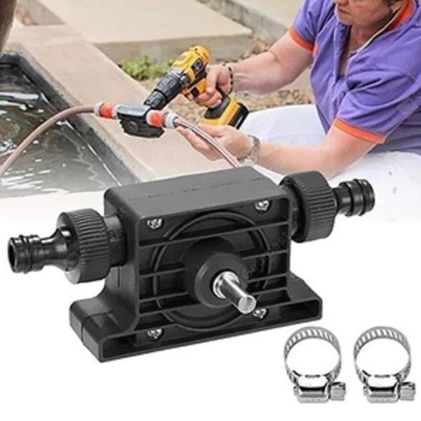 Mini Electric Drill Drive Pump