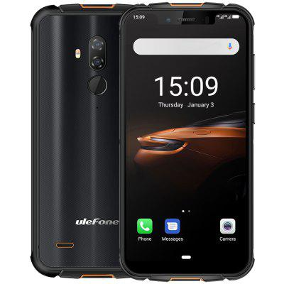 Ulefone Armor 5S 4G Smartphone 5.85 inch Android 9.0 MT6763 Octa Core 4GB RAM 64GB ROM 2 Rear Camera 5000mAh Battery Global Version