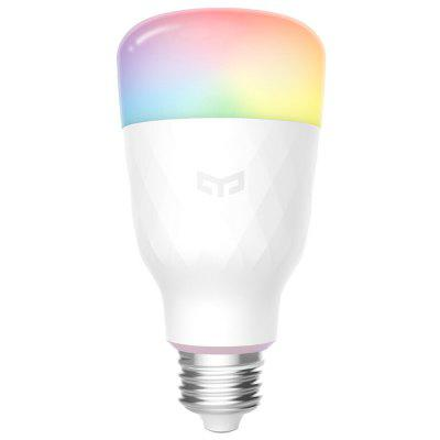 Yeelight YLDP13YL 1s LED lampa chytrý žárovka E26 / E27 800lm AC 100 - 240V 8.5W Colorful Light Version (Xiaomi Ecosystem Product)
