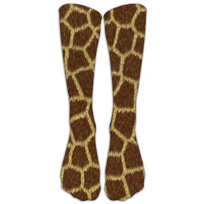 Men Creative Animal Socks 3D Printing Simulation Stockings 30cm