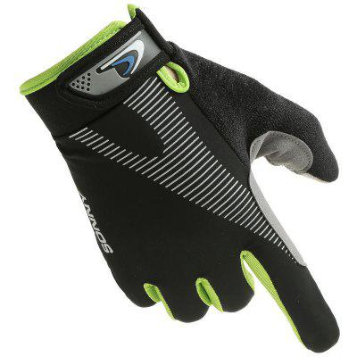Mannen Touch-screen Alle Finger Rijhandschoenen Outdoor Sporthandschoen Antislip