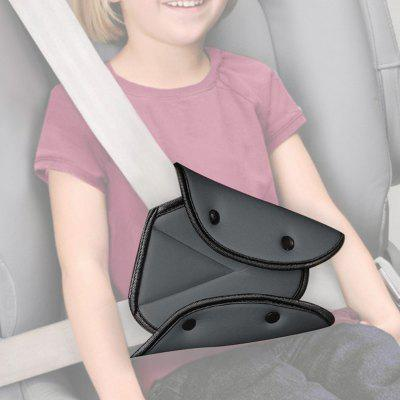 AutoYouth Child Seat Belt Positioner Adjustment Holder Car Baby Shoulder Cover Kids Seatbelt