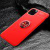 Ring Holder Mobile Shell Phone Case for iPhone 11 / 11 Pro / 11 Pro Max - RED