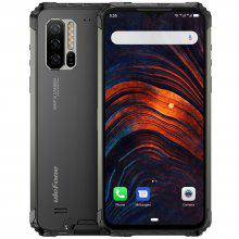 Ulefone Armor 7 4G Smartphone 6.3 inch Android 9.0 Helio P90 Octa Core 8GB RAM 128GB ROM 3 Rear Camera 5500mAh Battery Global Version